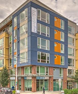 Kavela five-story apartments